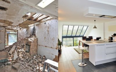 Rénovation complète de la maison à Strasbourg