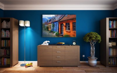 3 conseils de design avec couleur pour la rénovation de votre appartement