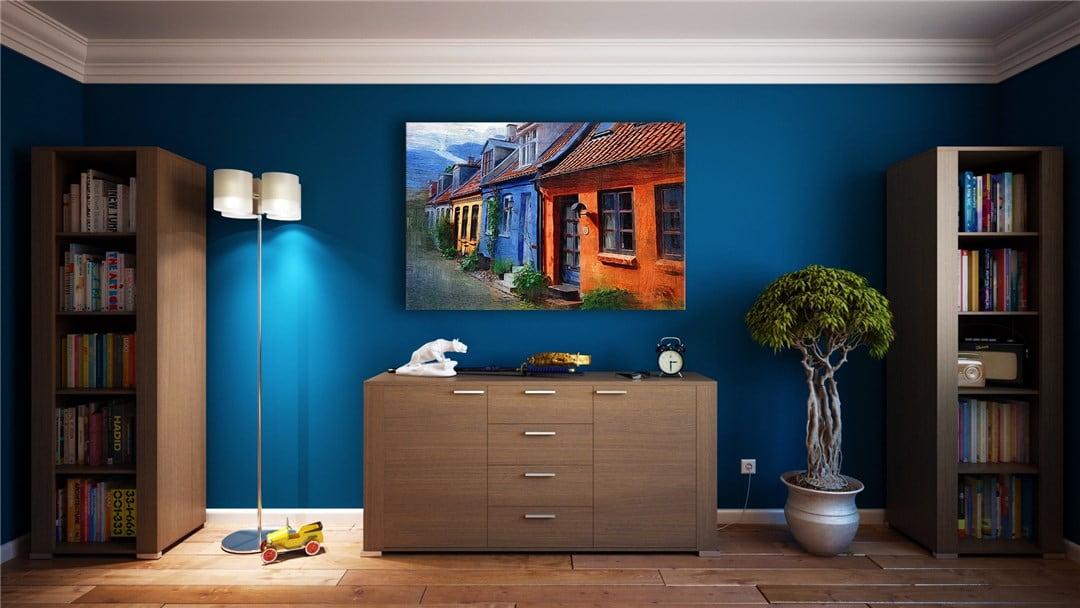 Image appartement Strasbourg rénové