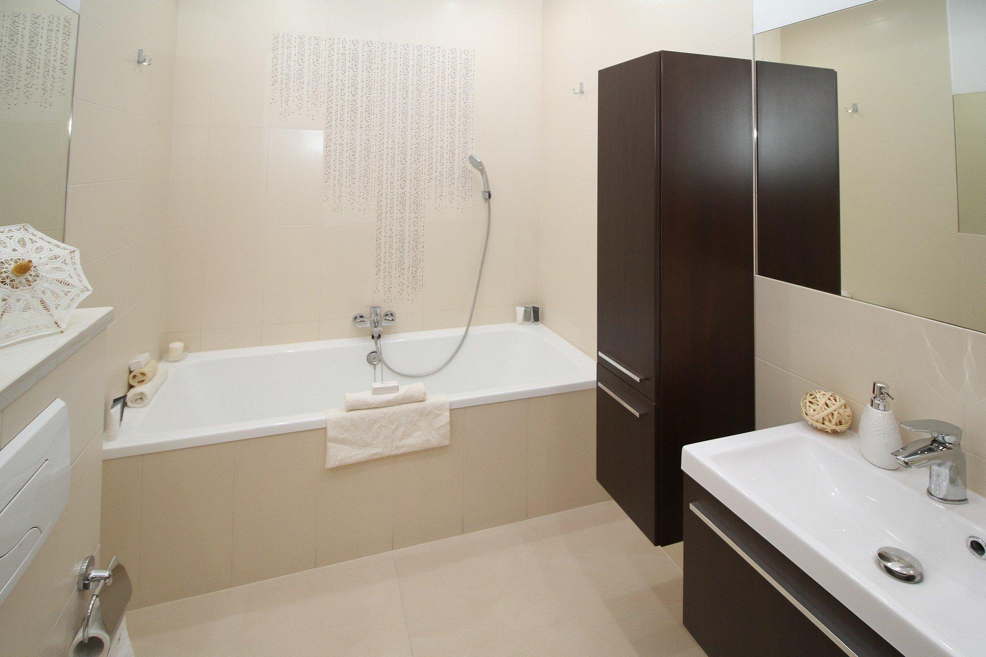 Rénovation d'une petite salle de bain