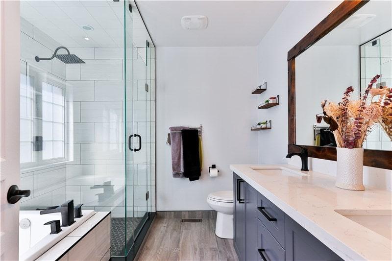 Image d'une salle de bain à strasbourg