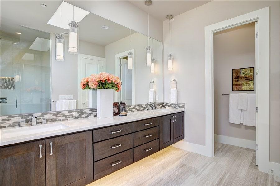 Image salle de bain zenity design rénovation strasbourg