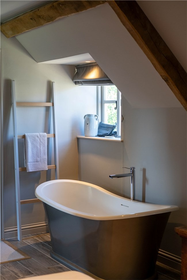 Image d'une salle de bain propre par Zenity Design Strasbourg