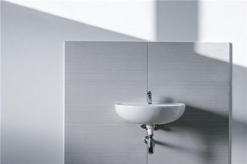 Image d'une salle de bain par Zenity Design