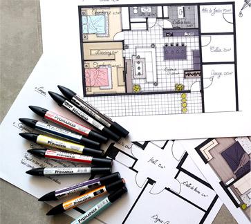 photo d'architecte d'intérieur