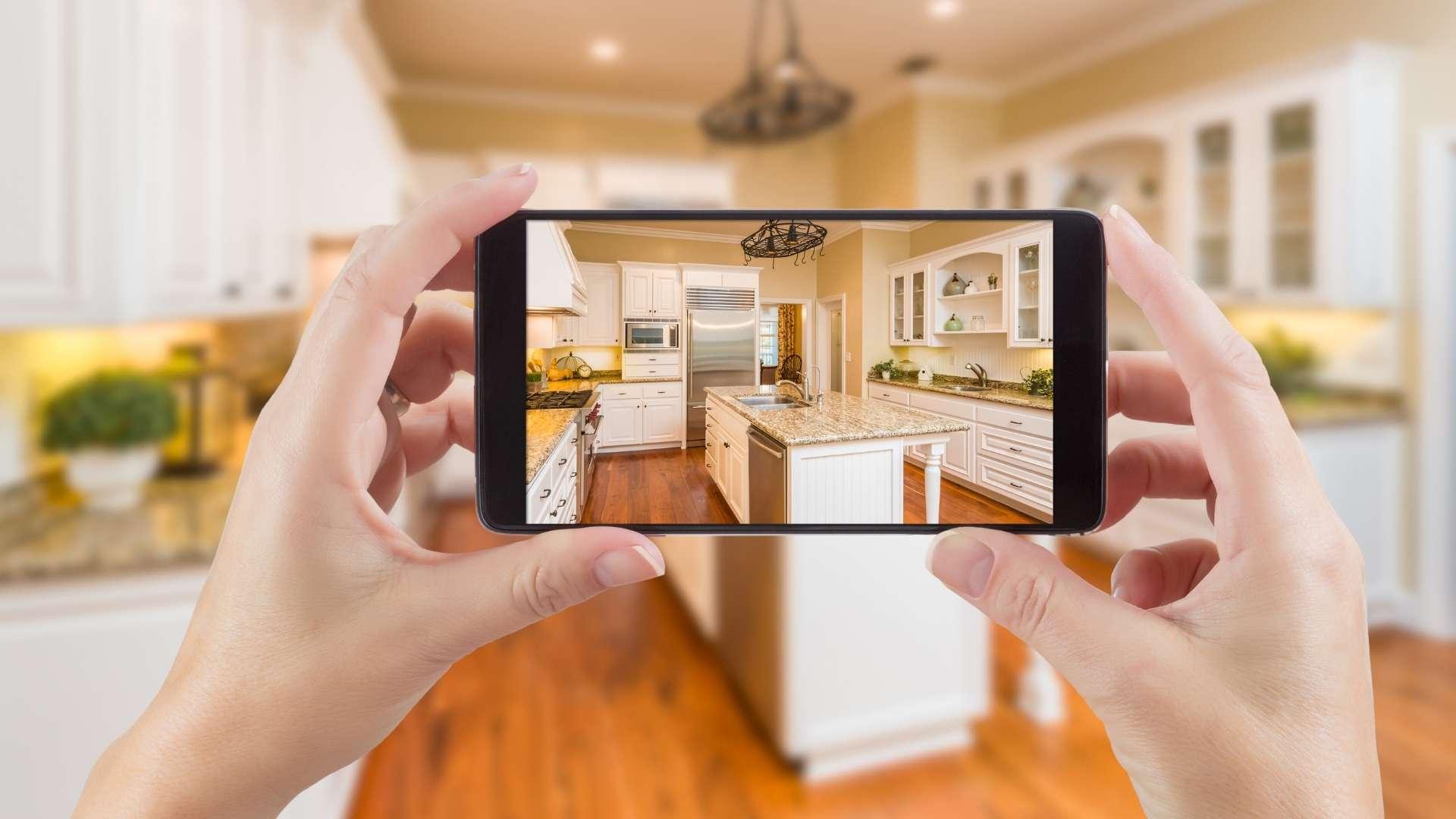 Neue Küche oder Küchenrenovierung