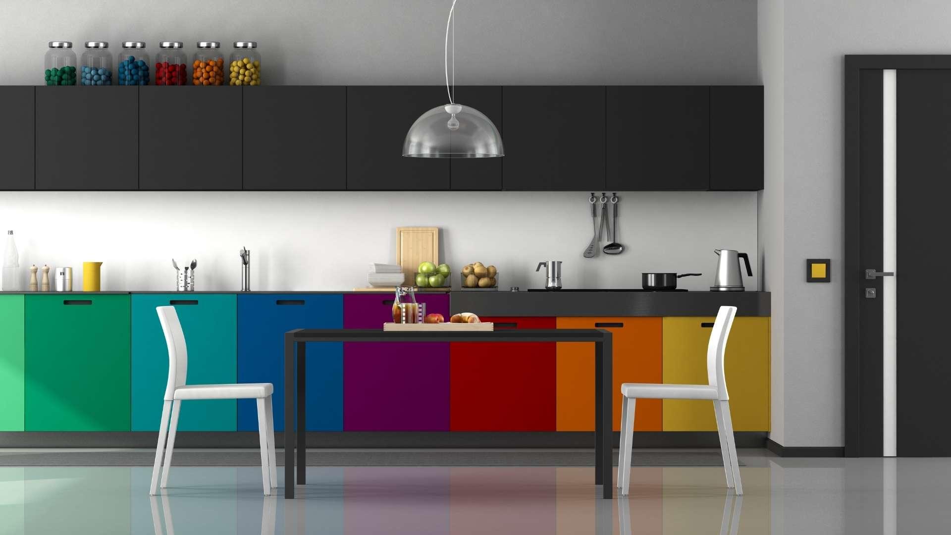 choisir les bonnes couleurs pour votre cuisine à Strasbourg